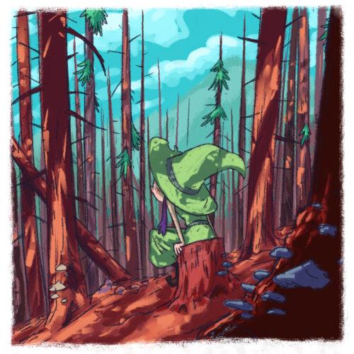 viola-calm-woods