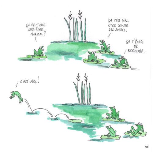les-grenouilles-philosophiques